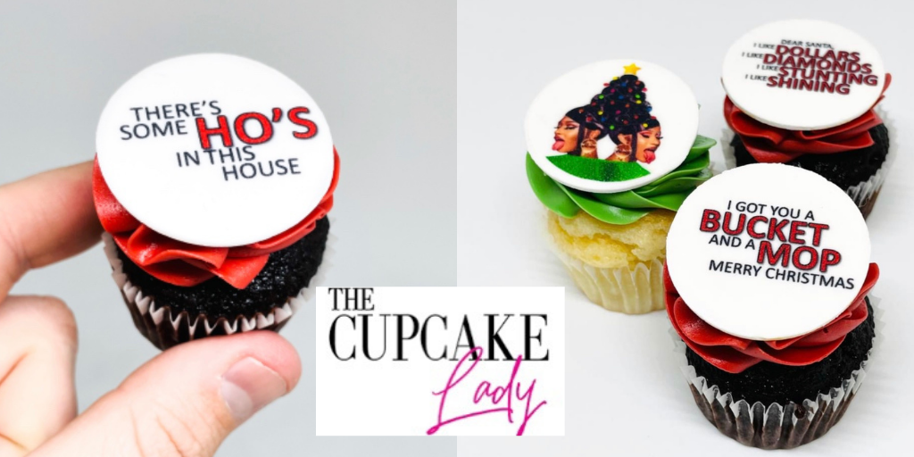 Adelaide bakery serves up porn-themed cupcakes for Xmas