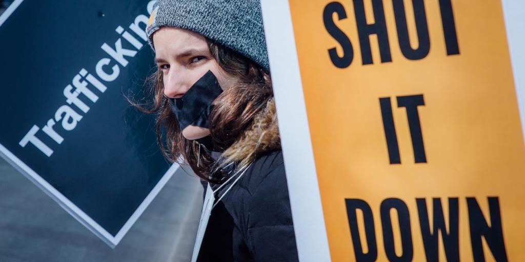 Collective Shout signs global letter calling for MindGeek/Pornhub criminal investigation