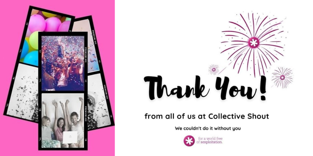 Auction for Action: Thank you!