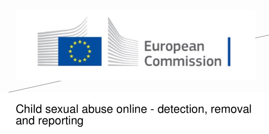 Submission to European Commission Public Consultation on Child sexual abuse online - detection, removal and reporting
