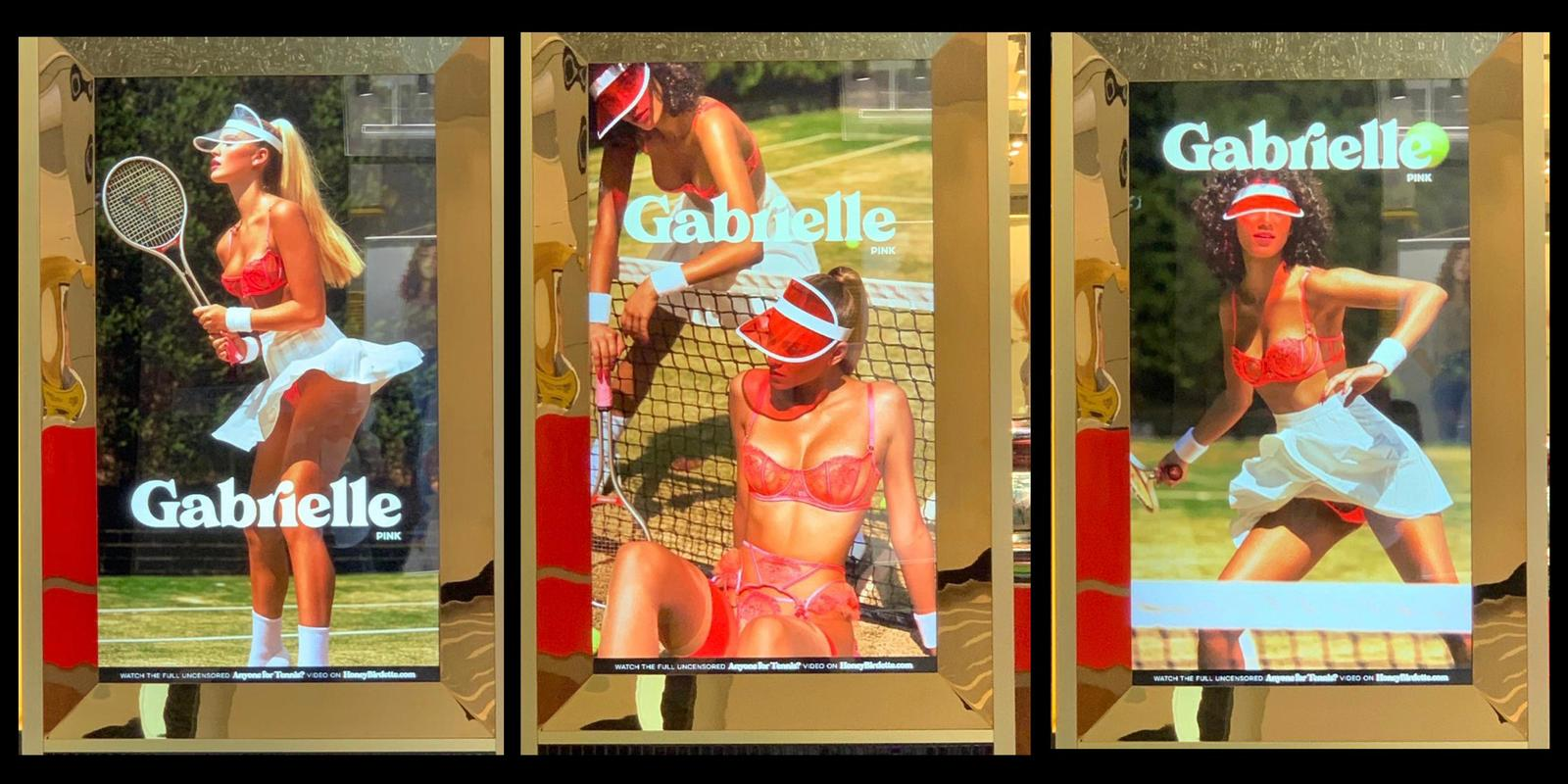 Ad industry self-regulation allows pornified representations of women in sport in shopping centres