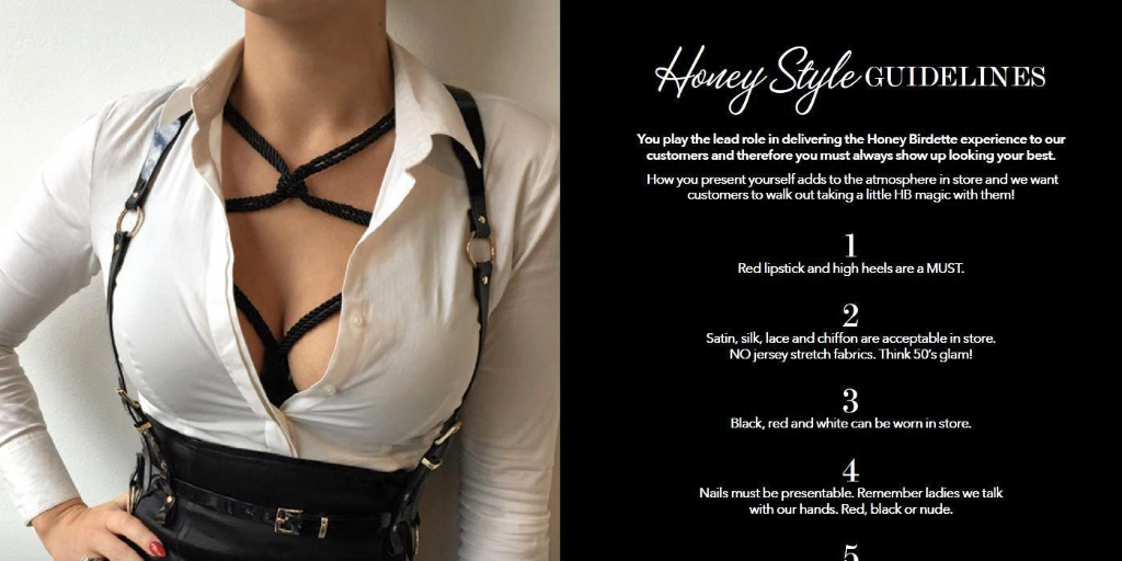 'I was forced to act as a sexualised doll': Ex Honey Birdette staff claim culture of sexual harassment