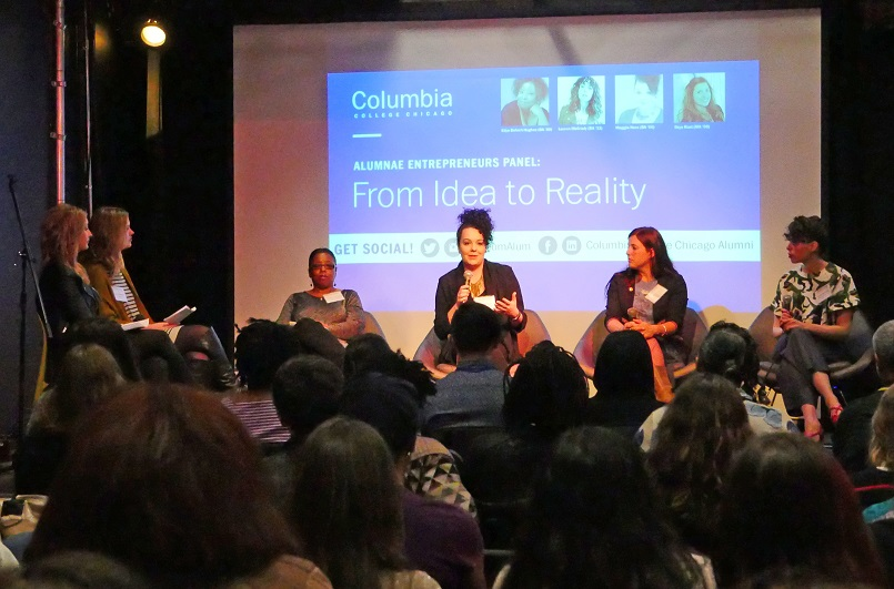 Los Angeles Alumnae Entrepreneurs Panel