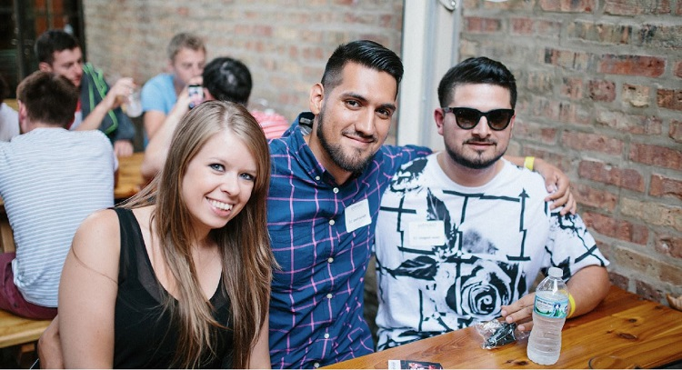 Young Alumni Social Columbia College Chicago Alumni