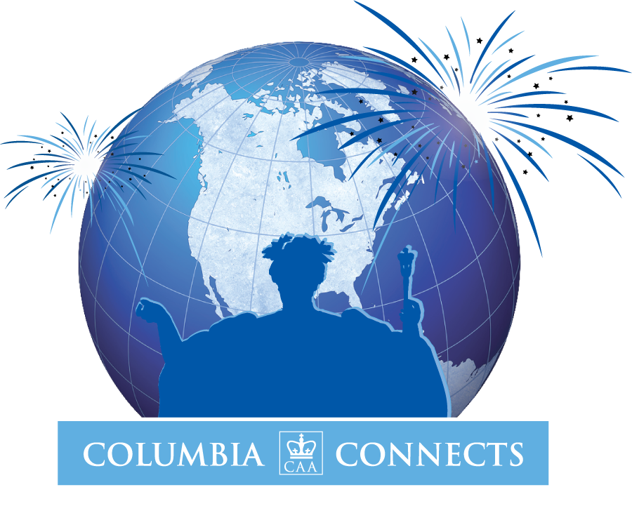 Columbia Connects Logo