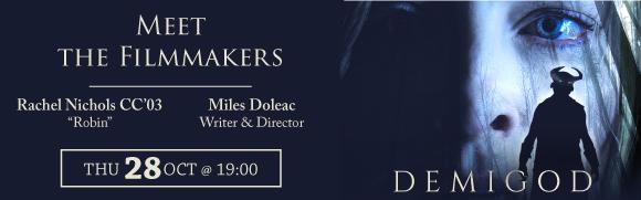 Meet the Filmmakers — Demigod (2021)