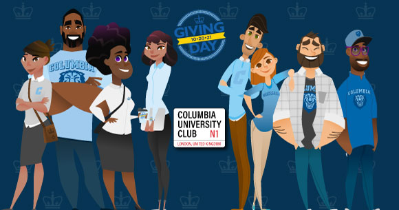 CUCL Columbia Giving Day
