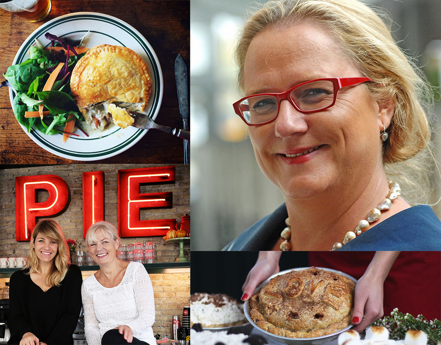 Networking & Food with Katja Iversen
