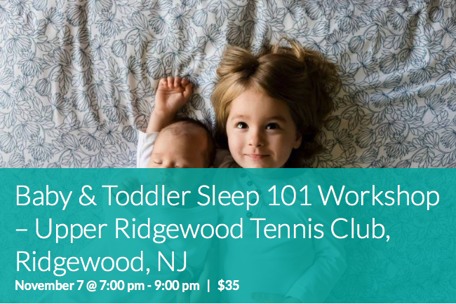 51ec7fda3 Sleep 101 Workshop - Columbia University Club of New Jersey