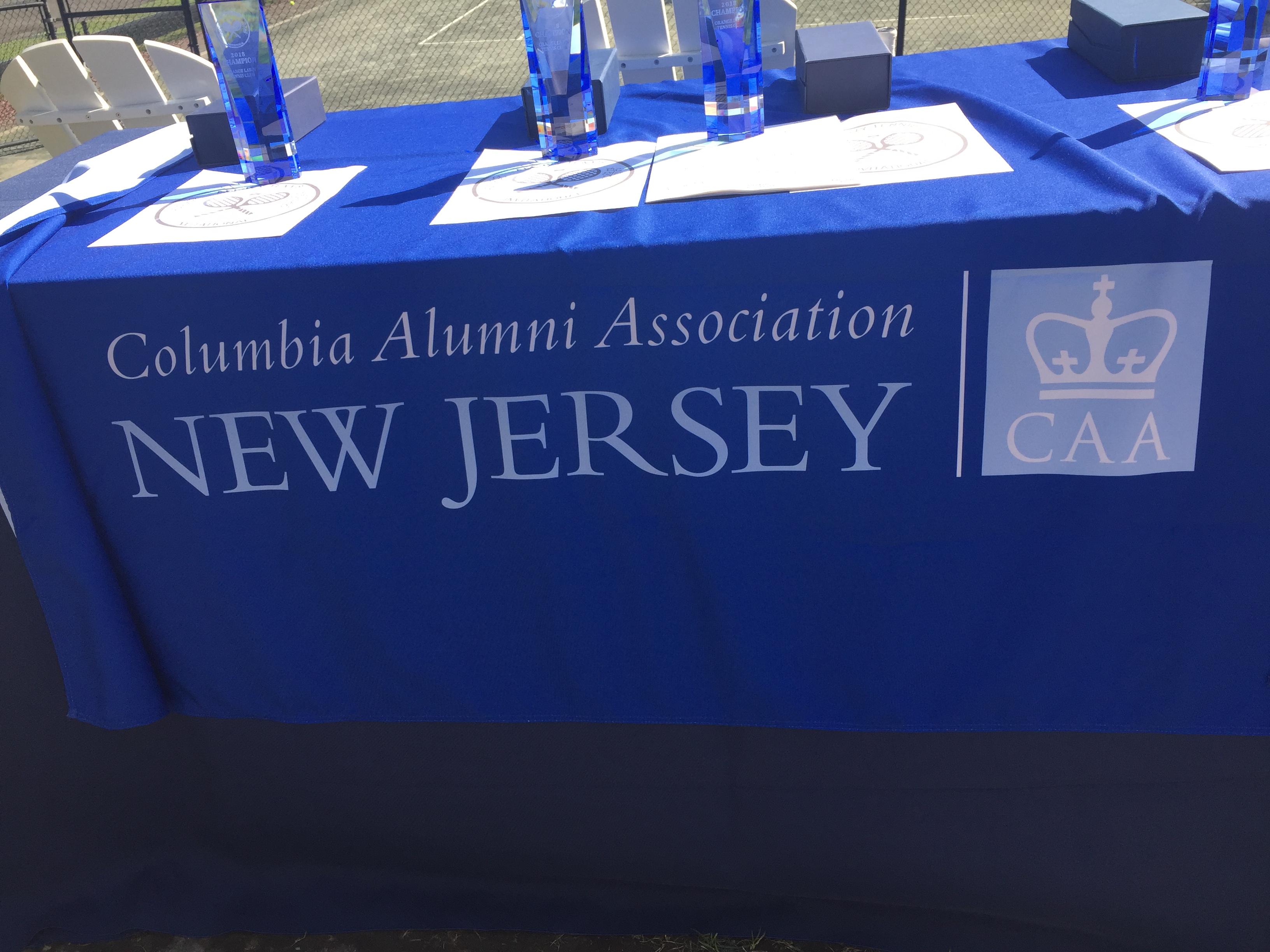 All-Ivy Tennis Invitational - Columbia University Club of