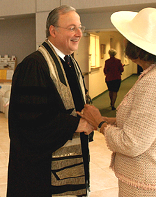 Rabbi James Perman