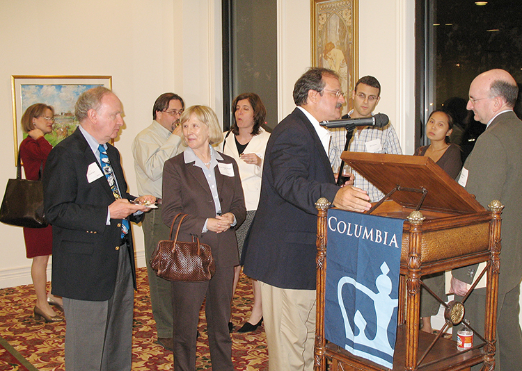 Columbia Club South Texas, Houston Alumni