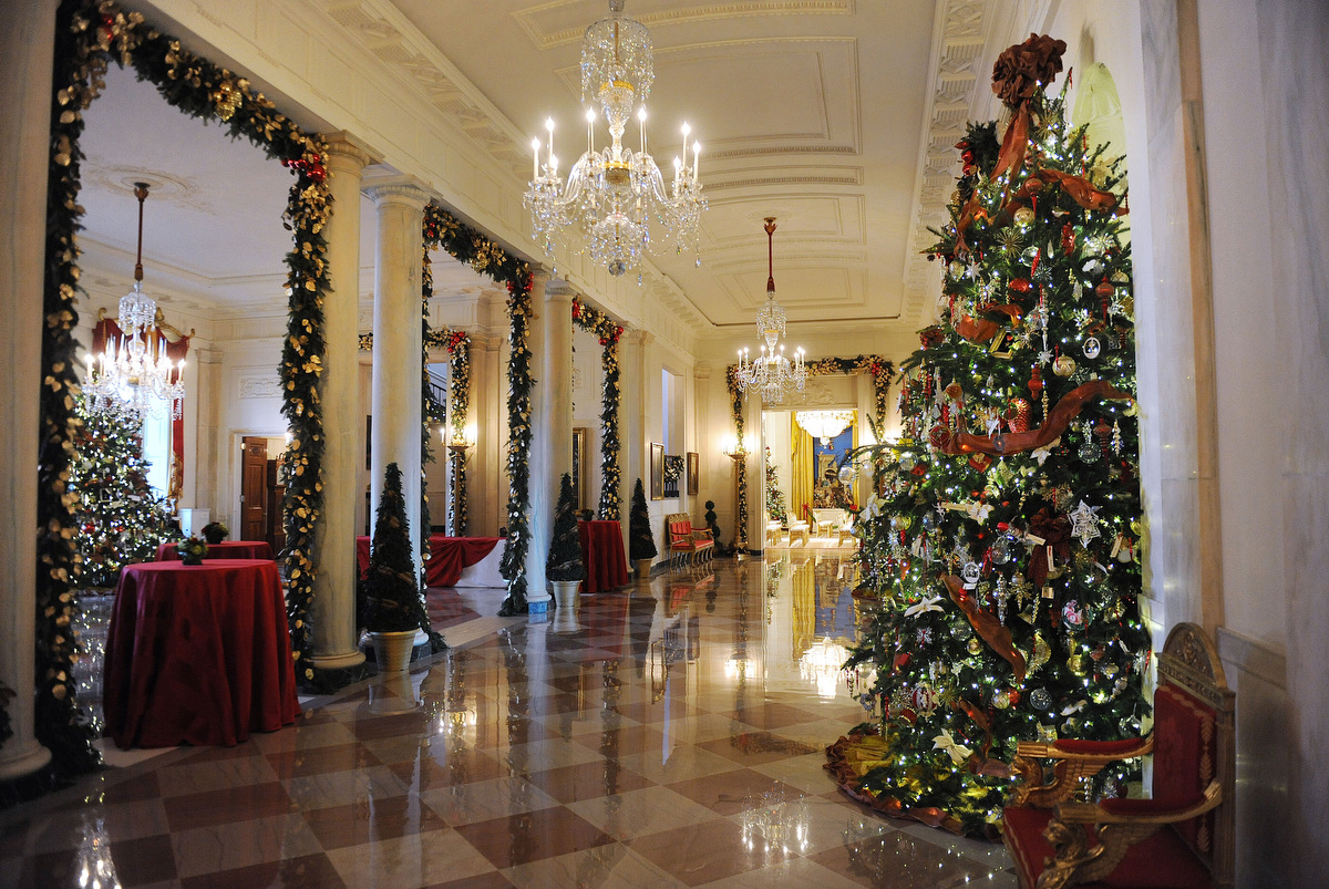 The White House Christmas Tour