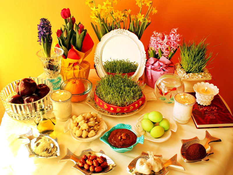 Azita Mehran/Turmeric & Saffron