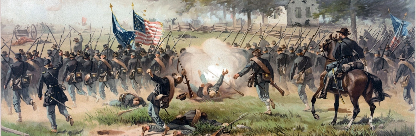 battle of antietam - 1389×454