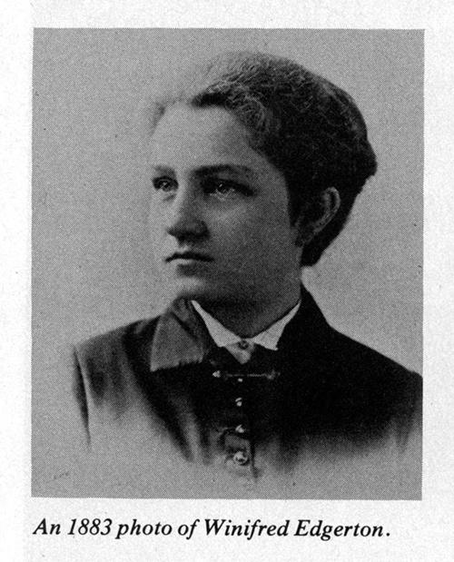 Winifred Edgerton Merrill