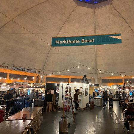 Market Hall Basel