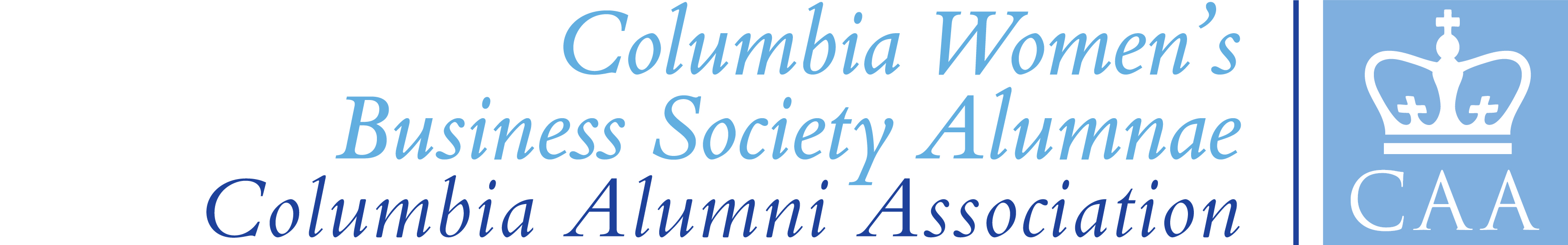 Columbia Women's Business Society Alumnae
