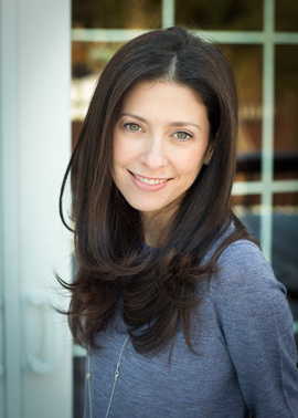 Headshot of Amy Blumenfeld
