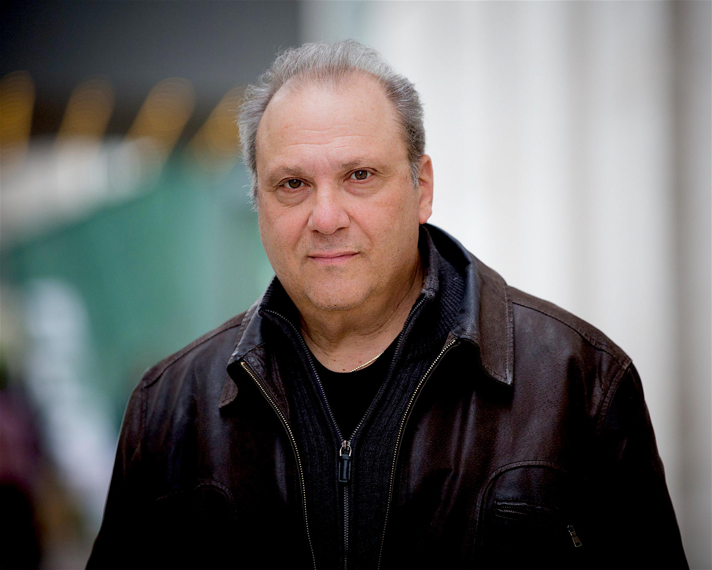 Novelist Richard Vetere