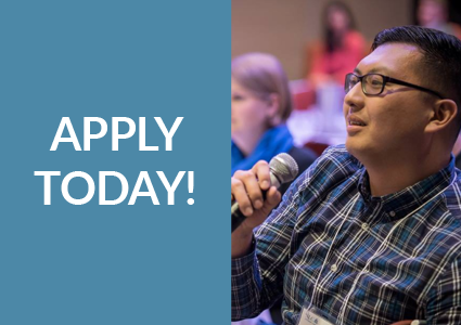 We're accepting applications for the 2018 NLC Columbus Fellowship! They are due October 1.