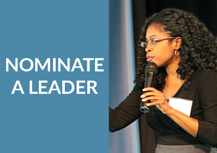 Nominate a progressive leader for the NLC Columbus Fellowship! Nominees will get reminders about deadlines and events.