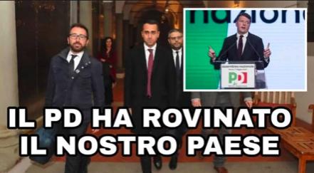 """""""HAI ROVINATO L'ITALIA"""""""