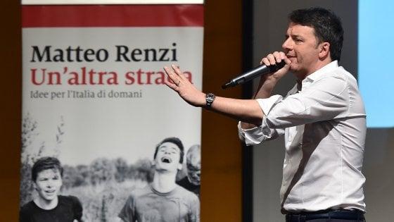 """Tuttolibri intervista Matteo Renzi: """"Adoro i libri, adoro leggere, adoro le biblioteche"""""""