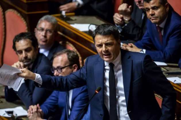 "Renzi: ""Manovra devastante, ora resistenza civile"""
