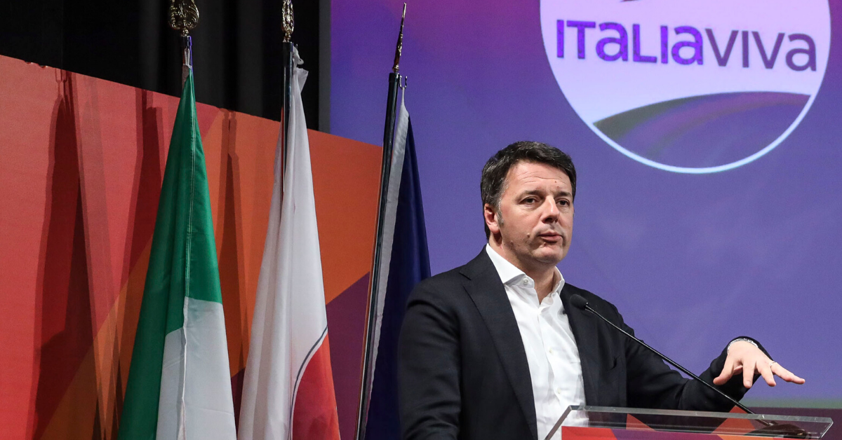 """Renzi: """"Dopo Pasqua l'Italia deve ripartire. Inchiesta sul Trivulzio anche in Parlamento"""""""