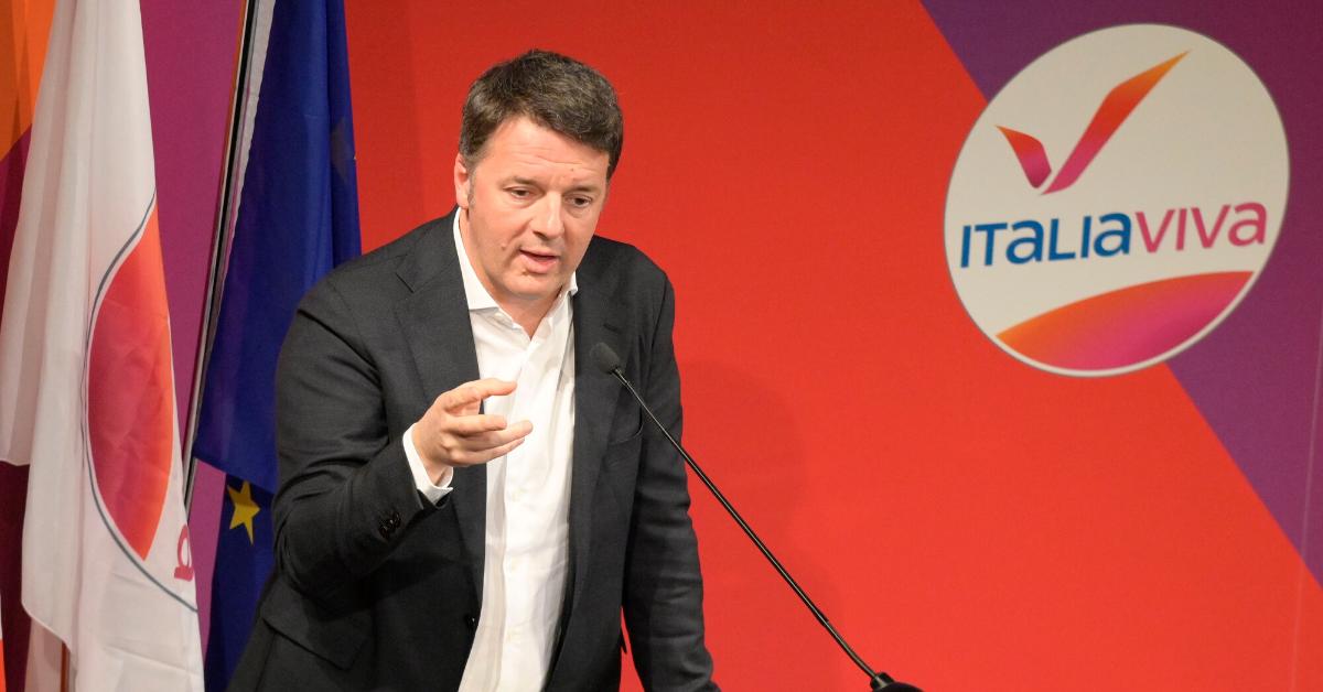 """Renzi: """"Così il governo calpesta la Costituzione. Faccia un decreto vero e il Parlamento lo voti"""""""