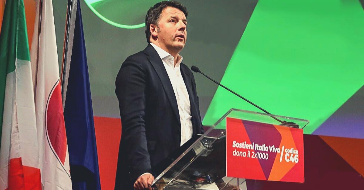 """Renzi: """"Elogio della tenacia di Bergamo"""""""