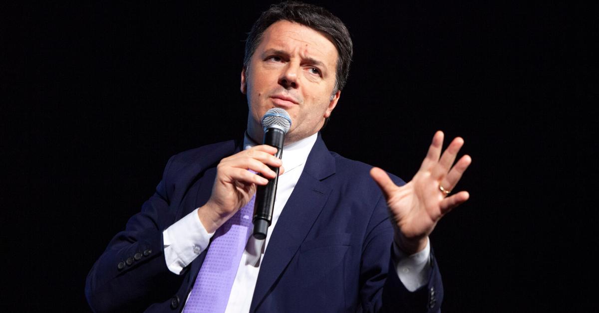 """Renzi: """"La priorità del Paese è ripartire"""""""