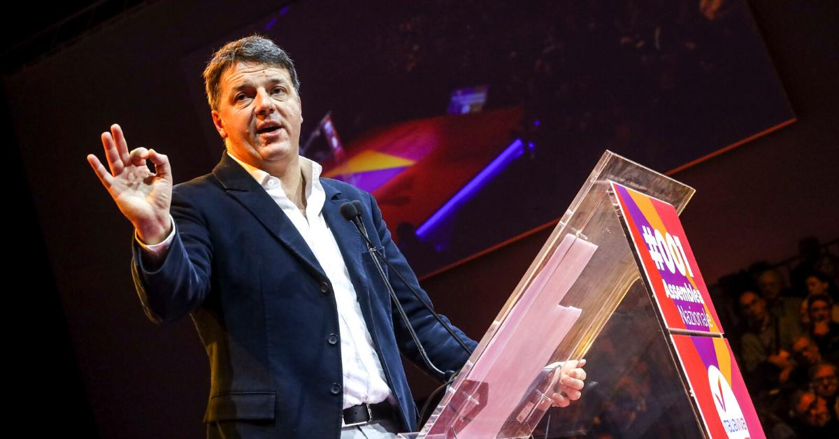 """Renzi: """"Le nostre condizioni? Un patto di governo per far ripartire l'Italia"""""""