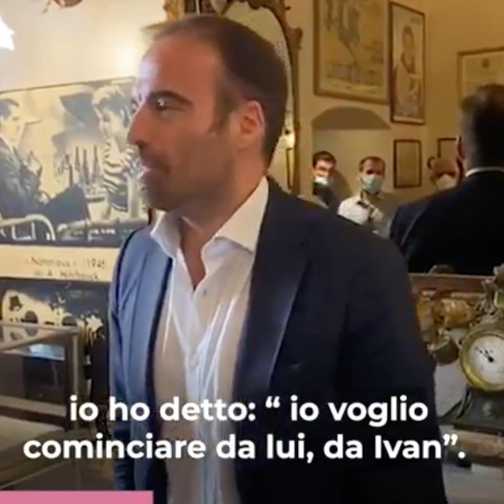 L'on Luigi Marattin in Puglia