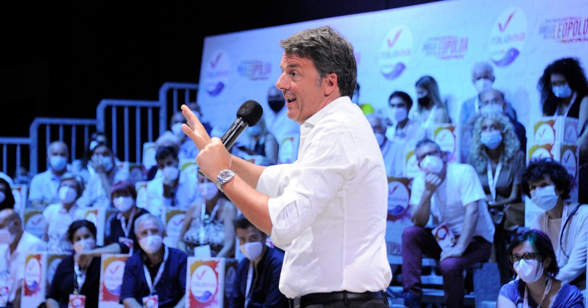 """Renzi: """"Mobilitiamoci tutti. Non vogliamo vedere Salvini festeggiare in piazza Duomo"""""""