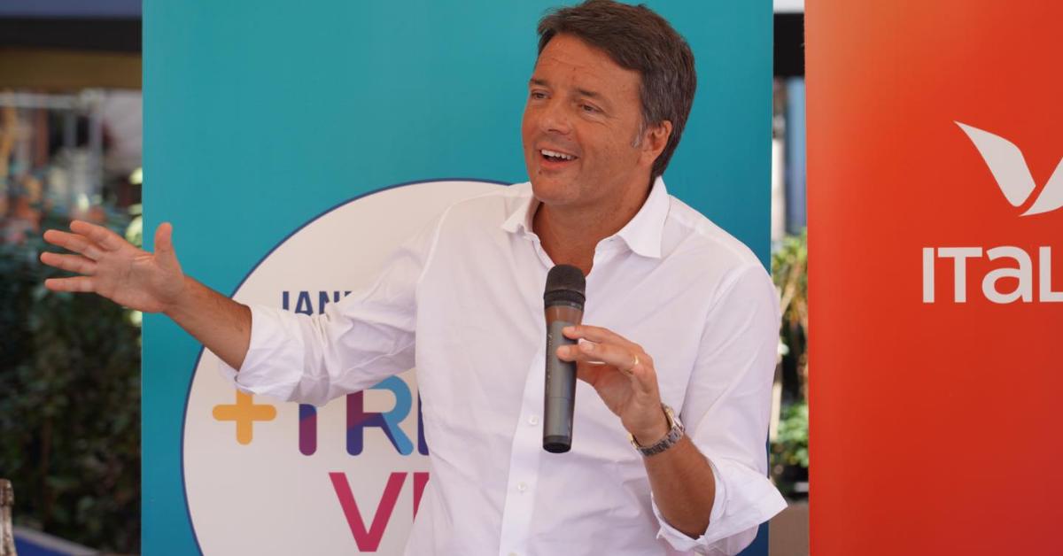 La sfida di Renzi ad Emiliano: