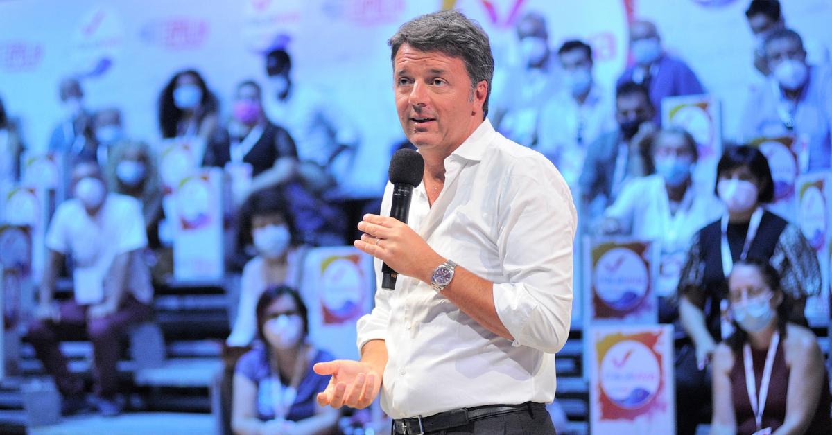 """Renzi: """"Per Salvini è meglio la patrimoniale del Mes"""""""