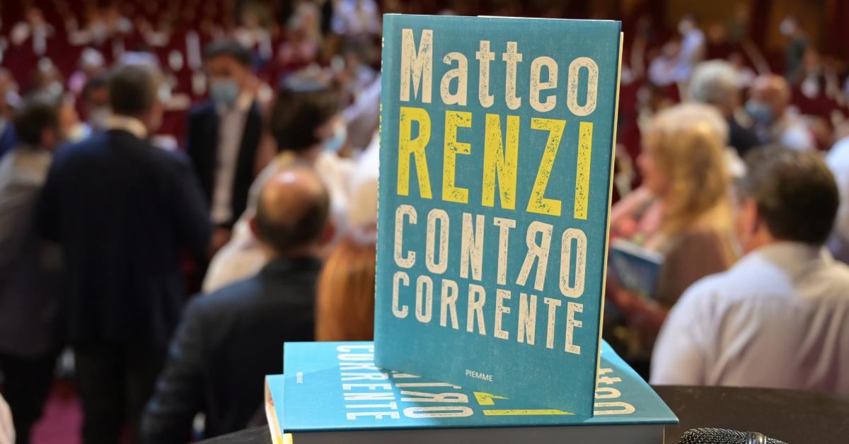 ControCorrente, la dedica di Matteo Renzi