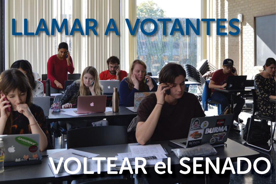 Spanish Phone bank