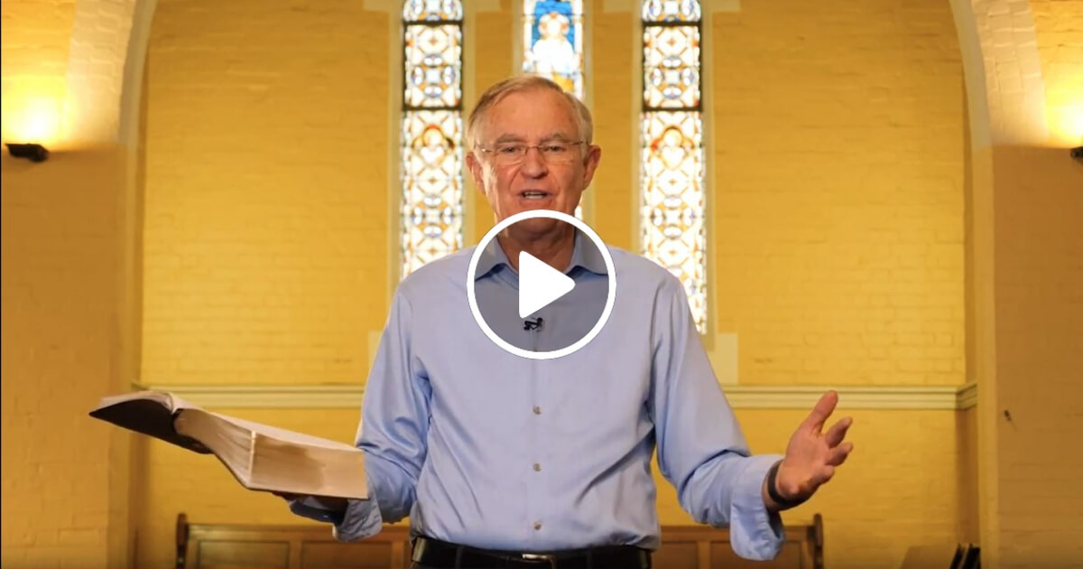 The Rich Man and Lazarus - A Lent Teaching by Rev Keith Jobberns