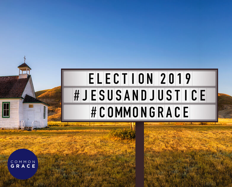 Host a Candidate Forum - Common Grace