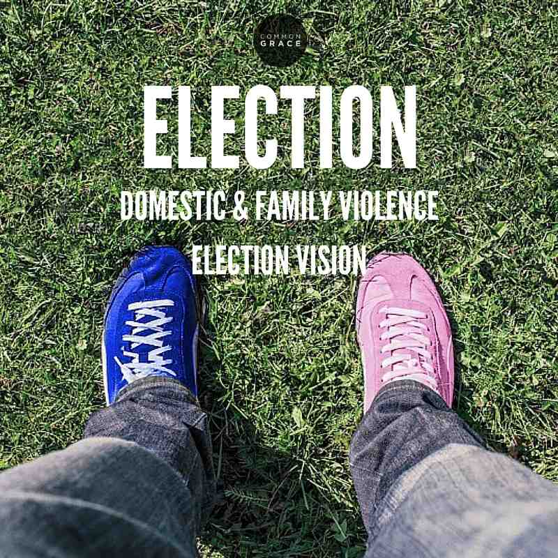 Domestic & Family Violence Election Vision