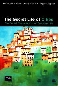 Secret Life of Cities book cover
