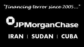 JP Morgan Chase:Financing Terrorism