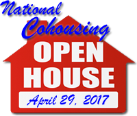 National Cohousing Open House Day:April 29