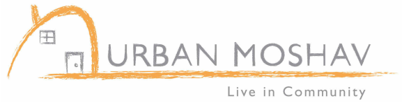 Urban Moshav is partnering as a non-profit developer of Jewish Cohousing