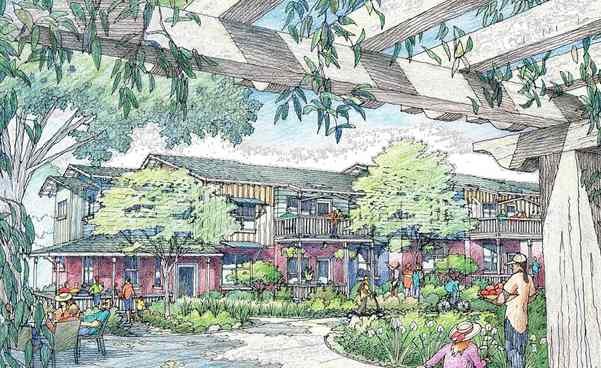 Fair Oaks EcoHousing