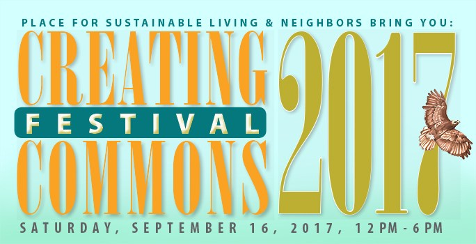 Creating Commons Festival 2017 at PLACE