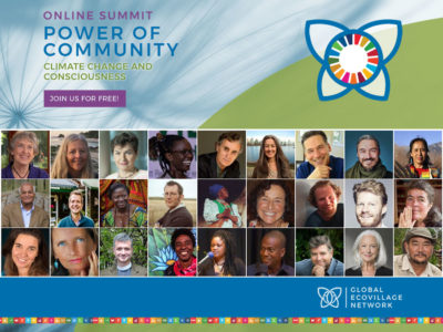 Global EcoVillage Network Power of Community Summit